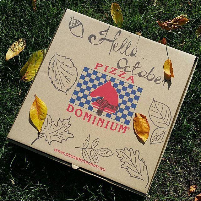 Witamy październik! #autumn #dominiumbox #october