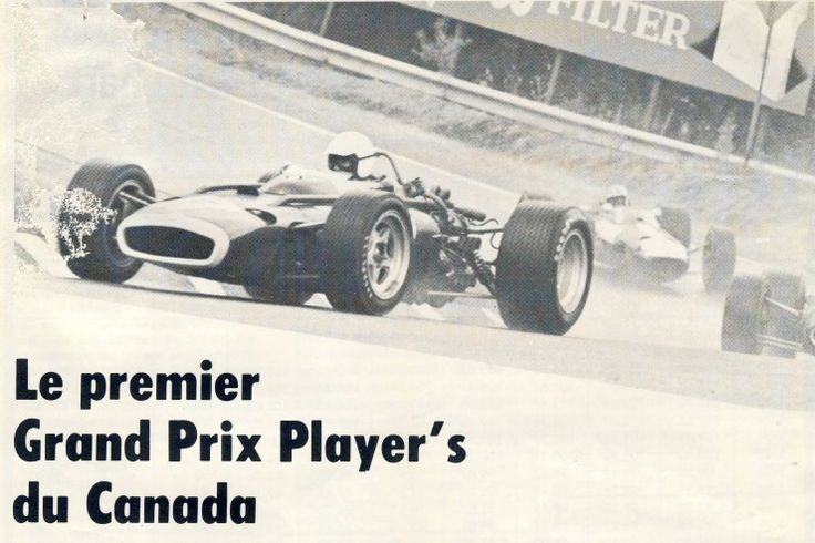 The First Canadian Grand Prix - 1967 - Silodrome