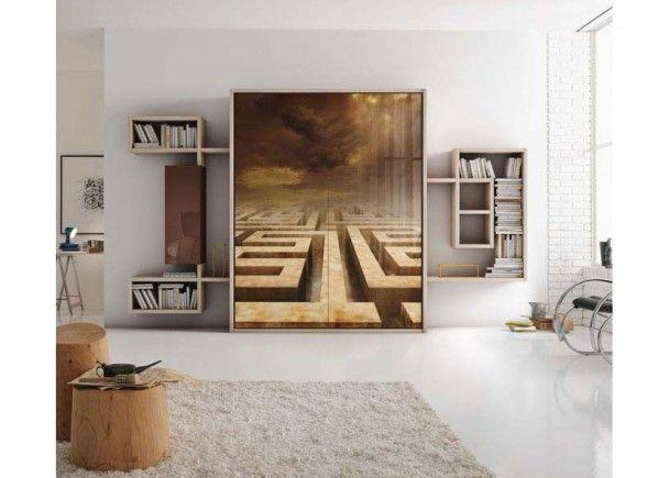 muebles abatibles muebles multifuncionales camas abatibles abatible