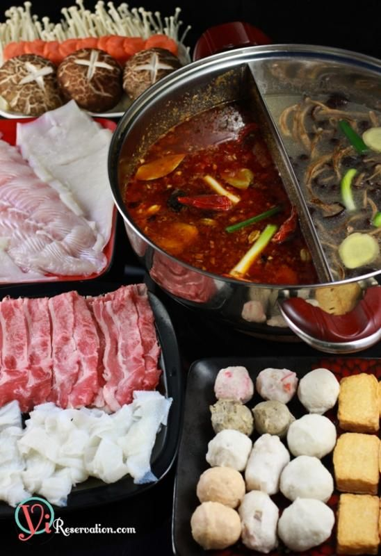 Sichuan (Szechuan) Hot Pot Recipe