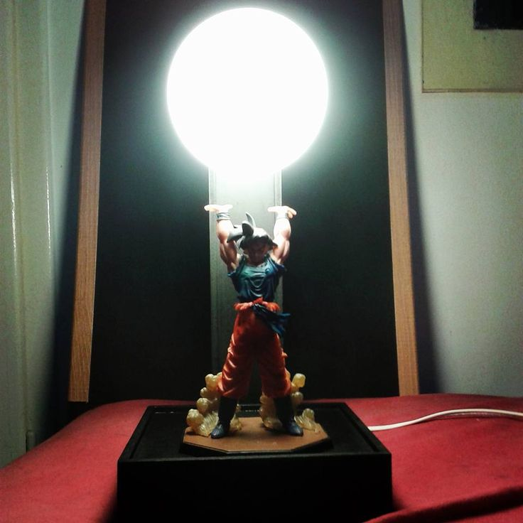 Genkidama Lamp A M Anime And Lamps