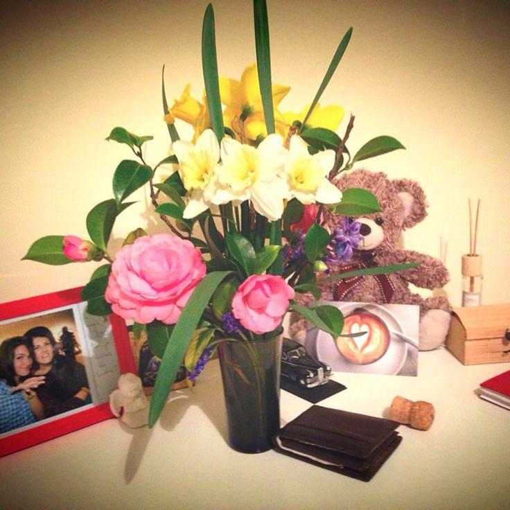 my corner [flowers bestfriends design]