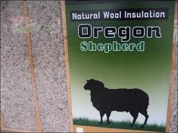 Oregon Shepherd Loose Sheep's Wool Insulation – 40# Blow Box Oregon Shepherd's made-in-the-USA 40-pound loose sheep's wool insulation blow box may be blown in, or placed by …