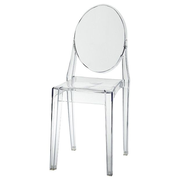 Replica Phillippe Starck Louis Ghost Chair | Target Australia