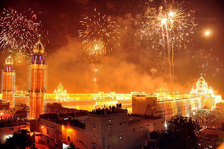 Znáte Diwali? Tenhle festival v Indii si prostě nemůžete nechat ujít