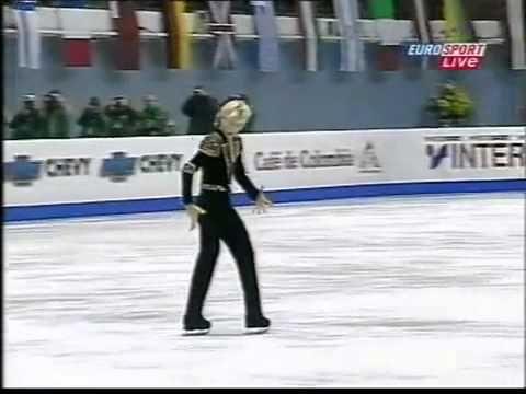 ▶ Evgeni Plushenko 2001 EC LP - YouTube
