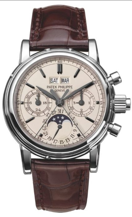 Patek Philippe Creates Unique 5004 Split-Seconds Perpetual Calendar In Titanium…