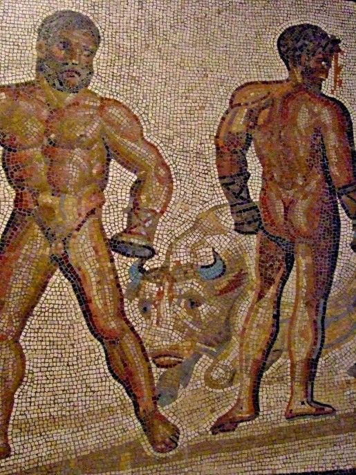 Entellus was a Trojan hero from whom the town of Entella in Sicily was believed to have received its name. He was a friend of the Trojan king Acestes. A boxing match between Entellus and Dares is described in Virgil's Aeneid.