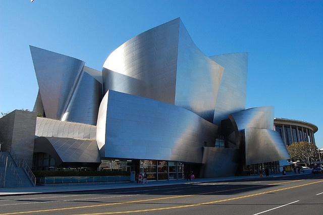 Walt Disney Theatre Los Angeles by Abhishek-srivastava, via Flickr