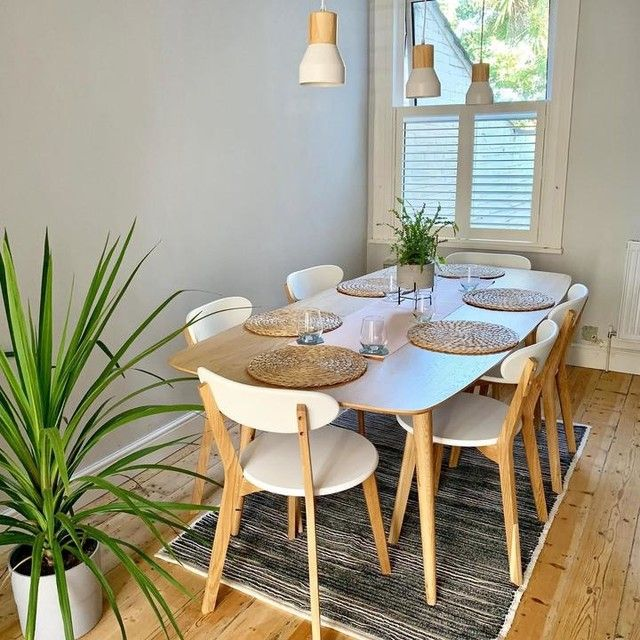 Seat Oval Extending Dining Table