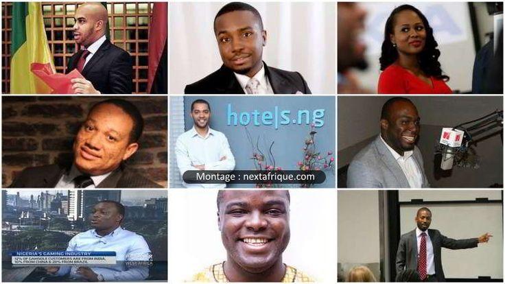 Les 30 de moins de 35 ans les plus brillants et prometteurs du continent sont mis en lumière dans cette liste signée Mfonobong Nsehe du magazine Forbes.