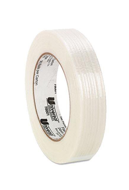 Filament tape #8923: Filament Tape Tartan clear