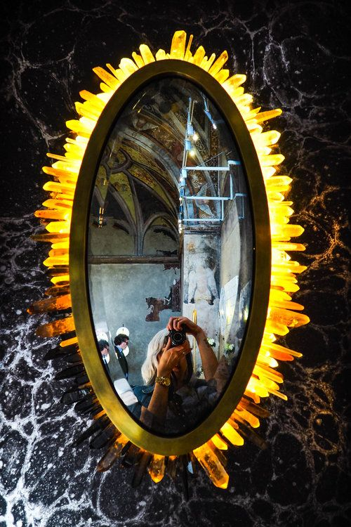 Mirror inspiration