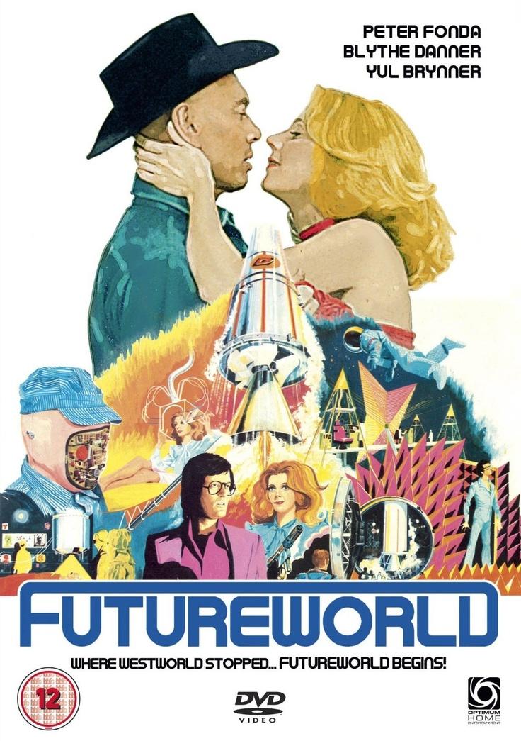 Futureworld (1976) (Richard T. Heffron) | MOVIE POSTERS ...