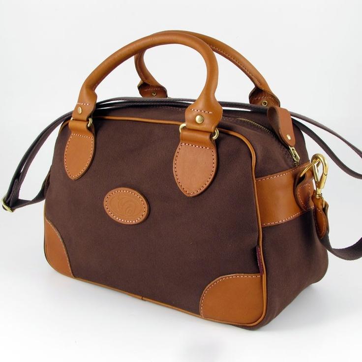 Beatrix Handbag, Made in England by Chapman bags
