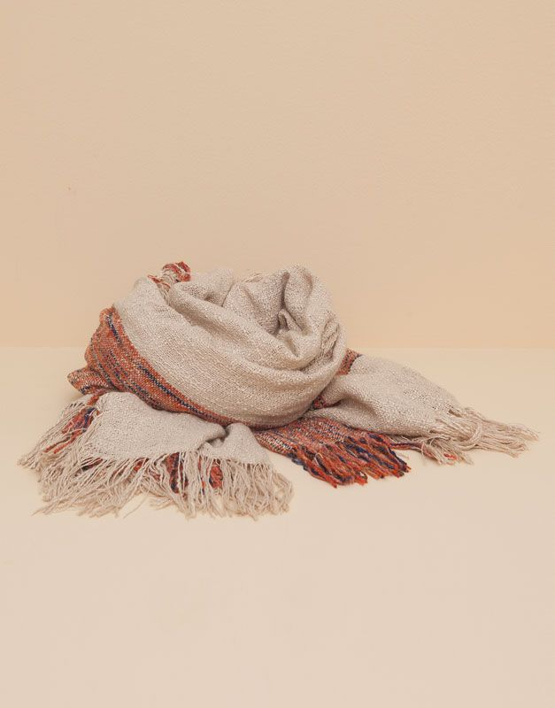 :SPLECKED FOULARD