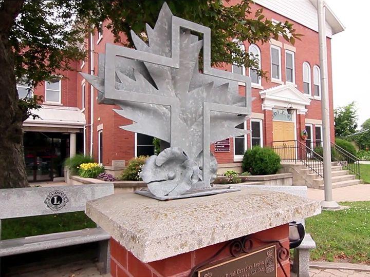 Blyth, Ontario Memorial Hall