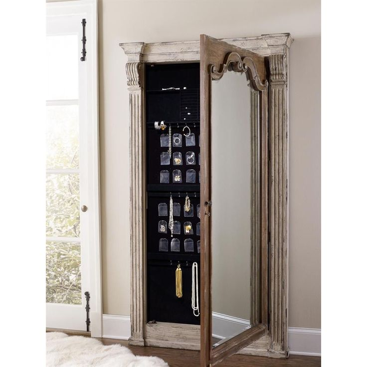 197 best FLOOR amp LEANER MIRRORS images on Pinterest  : 9221b36f37635a623e6f7bedfe0945e1 jewelry cabinet jewelry armoire from www.pinterest.com size 736 x 736 jpeg 59kB