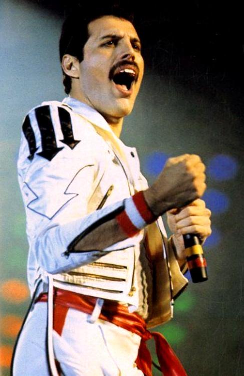 Hot Space Tour 1982