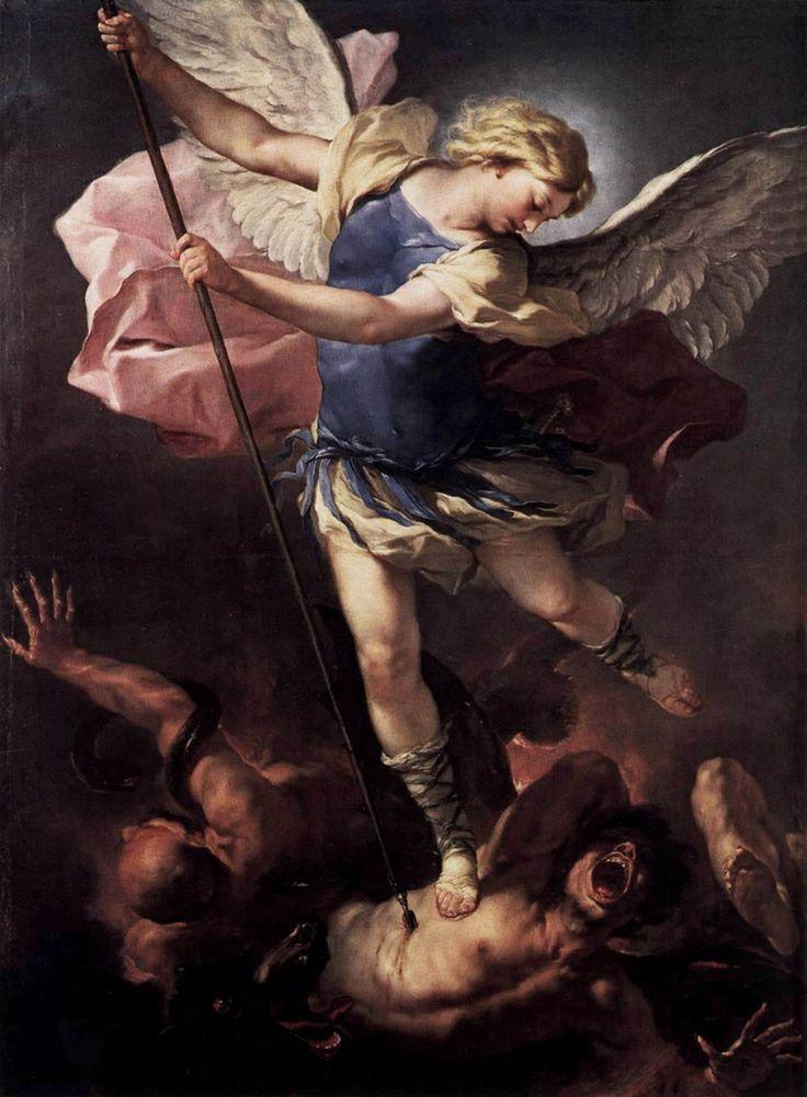 San Michele Arcangelo  L. Giordano
