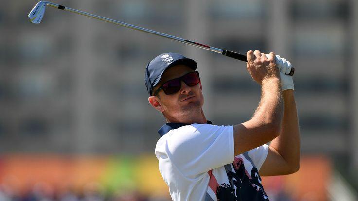 Rio Olympics 2016: Justin Rose wins gold in men's golf; Matt Kuchar earns bronze for USA  (1920×1080)