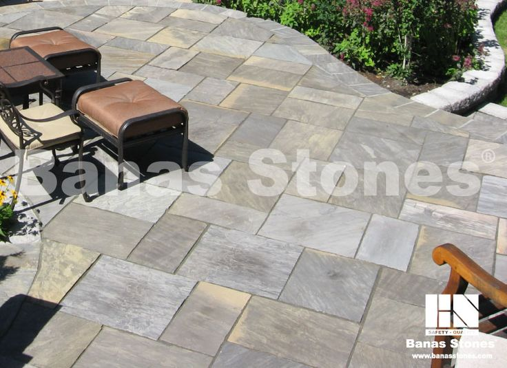 Banas Imperial Black Pavers available at Lanes Landscaping 3500 Mavis Rd, Mississauga, ON L5C 1T8
