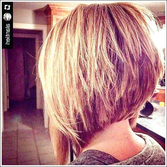 20 einfache, täglich abgestufte Bob-Haarschnitte für kurzes Haar