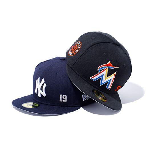 Coleção em homenagem aos jogadores japoneses atuantes na MLB pela New Era JP.