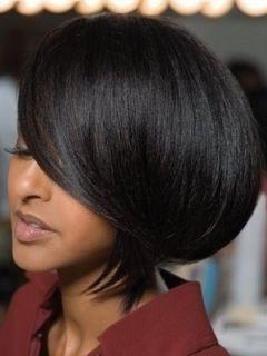 Medium Bob Hair style