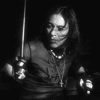 Randy Castillo. Definetly a drummer that did not get enough credit! Albuquerque hometown boy!!!