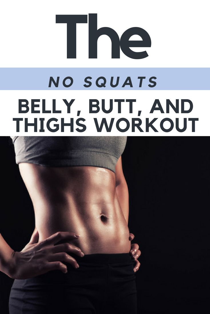 No squats – The newest way to shape up your belly, butt, and thighs without stressing your joints: Flip your workout upside down! These five … Read More ›