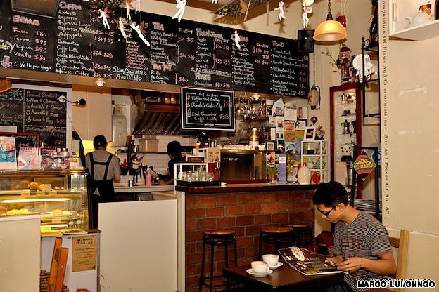 coffee matchmaking hong kong