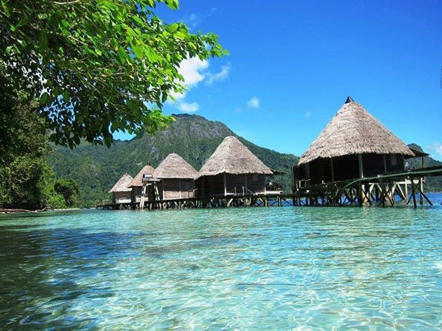 Do you know Ora Beach in Seram Island, Molucca, Indonesia? http://www.nusatrip.com/en/flights/to/ambon_AMQ #nusatrip #destination #maluku #Molucca #indonesia #travel #holiday #travelingideas #onlinetravelagency