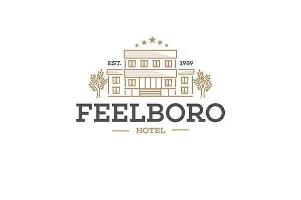 Логотип для отеля | GoDesigner
