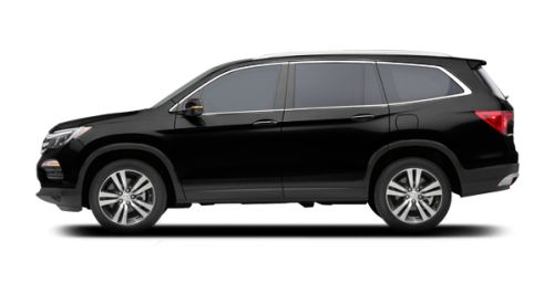 Image result for 2016 black honda pilot exl