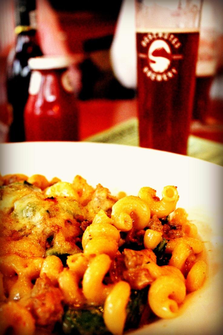Pairing beer & food: Sweet & Spicy Mac & Cheese | Craft Beer Pair...
