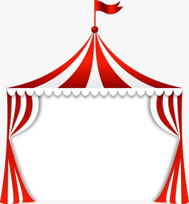 Circus Residence Yurt Png And Vector With Transparent Background For Free Download Circus Theme Party Circus Tent Carnival Posters