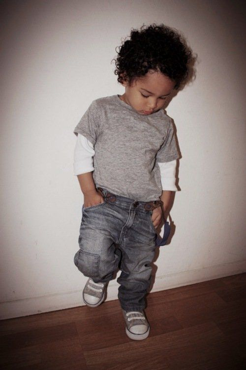 love his look, reminds me of Jayce as a baby (: