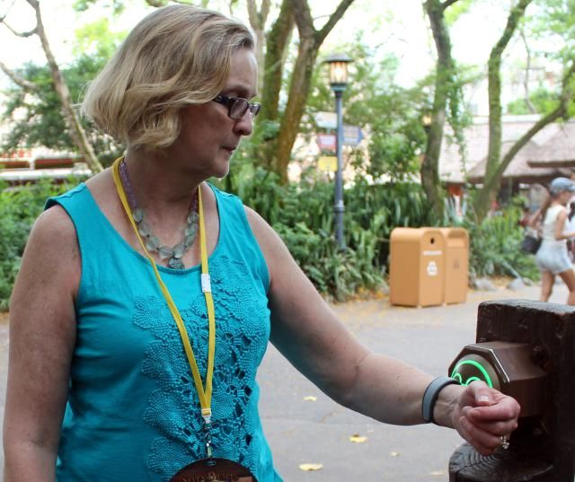 Understanding the Magic. How to Use Disney's MyMagic+.: MyMagic+ includes MagicBands, bracelets that serve as your passes to Disney World's parks.