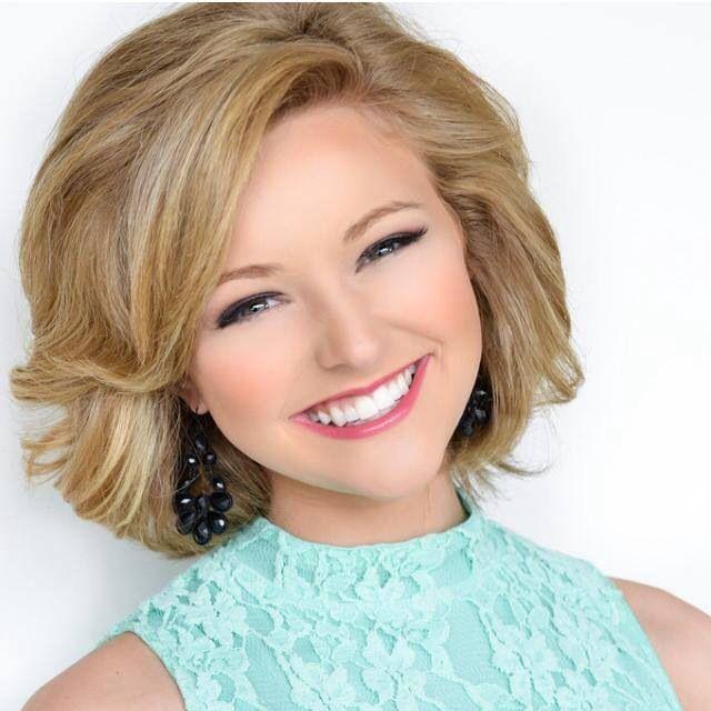 Miss Arkansas Outstanding Teen 99
