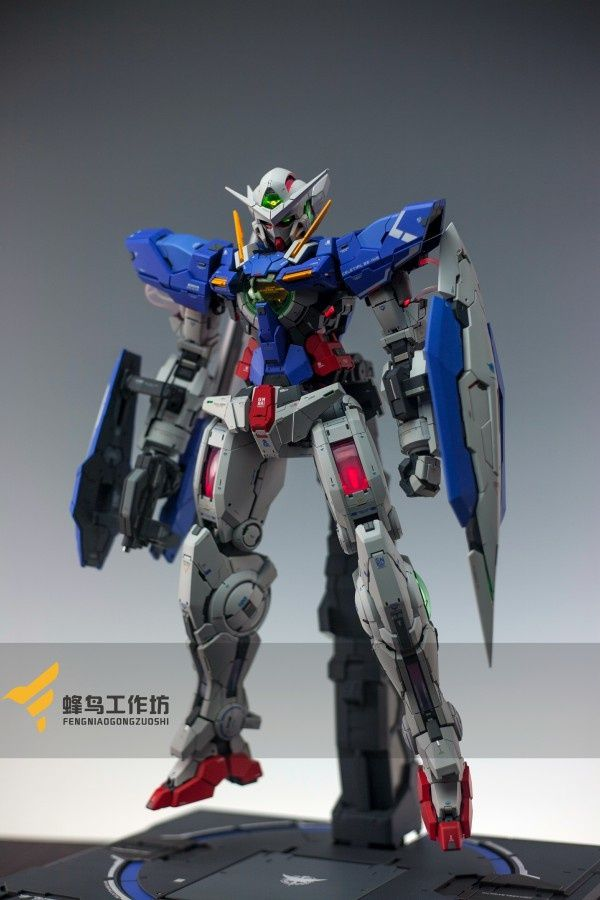 4e295ac9ea4 Custom Build  PG 1 60 Gundam Exia