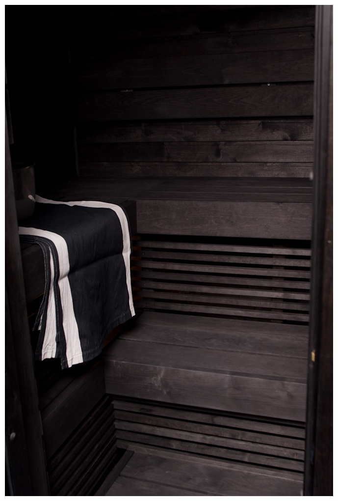 Sauna. really really want one