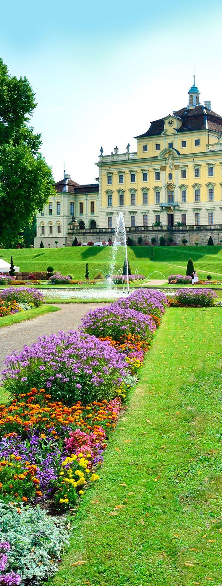 Ludwigsburg Palace, Stuttgart, Germany
