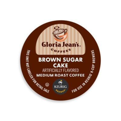 Gloria Jean S Brown Sugar Cake K Cups