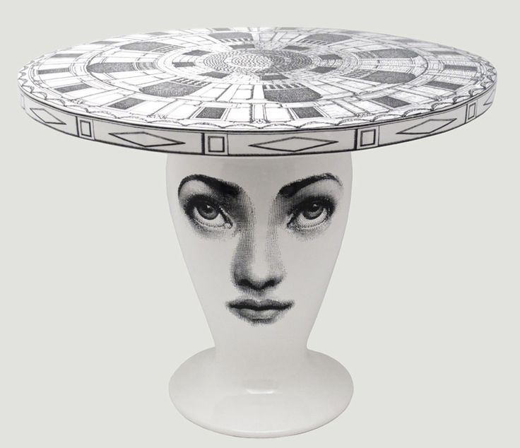 Fornasetti Table | The House Of Beccaria