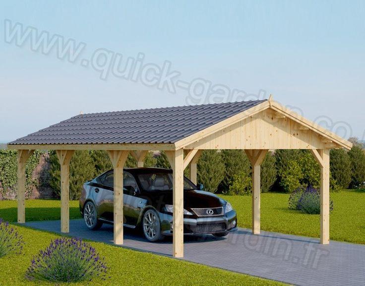Carports Garagentore Überdachungen Gerätehäuser Carport