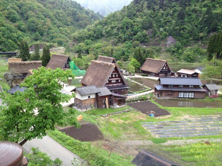 菅沼合掌造り集落 in 南砺市, 富山県