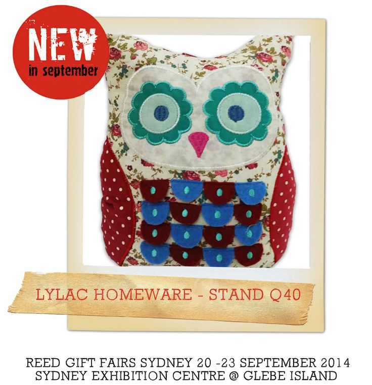 A wise doorstopper from Lylac Homewares  - new at Sydney September 2014