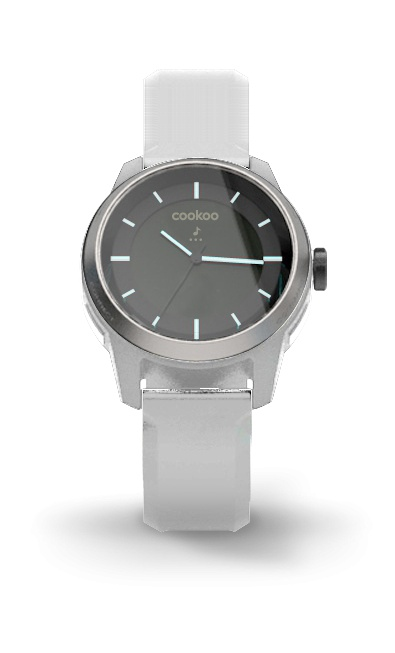 COOKOO watch - White, $129.99