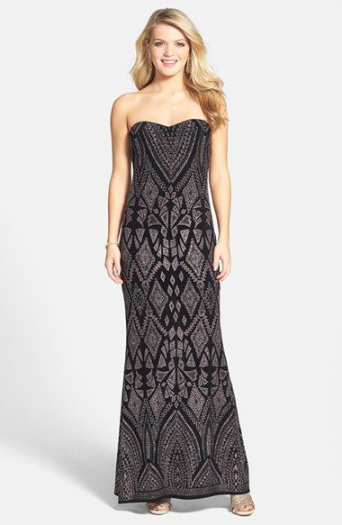 1000  images about black tie on Pinterest - Nude long dresses ...